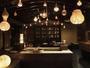 館内には界川治オリジナルのひょうたんランプが灯ります。