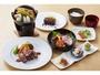 甘みの強い箱根西麓三島野菜をふんだんに用いたお箸で食べる和洋のコース料理