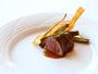 肉料理一例淡路ビーフ・フィレ