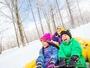 わくわくスノーランドで冬を満喫!