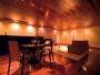 特別室【コンフォート・スイート/夏の1】IHキッチン付の広々としたリビング