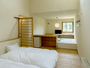 *客室一例/デラックス【目梨別】木の風合いが心地良い、フローリングに和風ベッドスタイルのお部屋です。