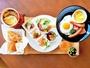 朝食セットメニュー「洋GOZEN」
