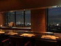 41階高層レストランで夜景とともに