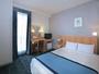 スタンダードダブル(14.8平米)140cmのベット幅、寝返りも安心。 FREE Wi-Fi全室完備!