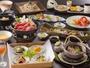 【夕餉-旬替わり会席-】日本海の海の幸を存分にご堪能頂けます♪※イメージ