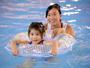 ご家族で楽しくプールで遊ぼう♪