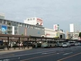広島の玄関口、広島駅です。ホテルより徒歩3分です。