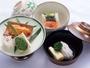 夕食_和懐石(一例)