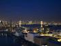 レインボーブリッジサイドの夜景(写真はイメージです。実際の眺望と異なる場合がございます。)
