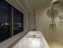 プレミアムアーバンスイートのバスルーム