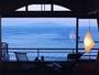 【最上階客室からの眺望】波音だけを聞きながら過ごせば時を忘れるほどの至福のとき