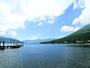 【周辺】男体山のふもとに広がる中禅寺湖