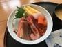 朝食・海鮮丼