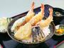 特製車海老丼♪1100円 レストランでランチにどうぞ♪どんぶりフェア開催 9/1-11/30