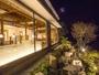 【レストラン】夜はBARとしても23時まで営業しております。満天の星々と月光に酔いしれる時間をどうぞ…