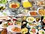 朝食(バイキング) 夕食(会席料理)