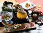 -碌間【rokkan】-お料理は一例です。四季により厳選された食材を使用。調理法もことなります。