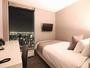 スーペリアダブルルーム16平米 ダブルベッド(140cm)×1台 20階-23階
