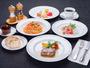 *ご夕食一例/旬の恵みをたっぷりと味わえる、山里ならではのディナーコースをご堪能下さい。