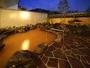 2010年9月に誕生した新温泉棟。露天風呂は、茶褐色の長良川温泉を掛け流し。