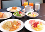 朝食和洋バイキング7:00-10:00(最終入店9:45)