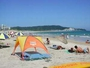 夏の御宿ビーチ