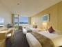 【ツインルームA(3階33平米)】・最大定員3名・相模湾・江の島富士ビュー・全室禁煙、Wi-Fi Free