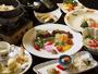 【郷里膳】季節感あふれるお料理です。ゆり根料理など自慢の味をお楽しみください♪