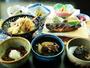 【お料理一例・満喫プラン】たっぷりの山の幸と地元農家が作る旬の野菜を使ったお料理