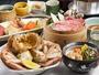 「北海優膳」イメージ※季節によりご夕食内容が変わります。