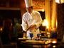 オーナーシェフの経歴、帝国ホテルでフレンチ料理人として20年修行