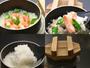 【選べる釜飯】エビ・カニ・白米からお好きなものをどうぞ♪