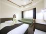 シングル(16平米) 天井が高いため、コンパクトでありながら広さ以上にゆとりを感じるお部屋です。
