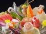 -網元直営美食鉢盛り- ※内容はその日の海のご機嫌により変わります。