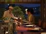川沿いに街の明かりが連なる松江の夜景を眺めながら真心をこめた料理をお召し上がり下さい。