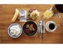 朝食(ビーフシチュー)