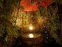 かぐや姫の世界観をイメージ、カップルの為の貸切露天風呂「なよ竹」