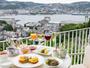 【ルームサービス朝食】長崎港を望むプライベートな空間で、ゆっくりと贅沢な時間をお楽しみください