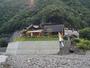 自然豊かな十津川村にある源泉かけ流しの温泉と郷土料理が自慢の宿
