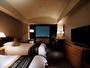 エグゼクティブツイン(32平米)16Fからの眺望は、広々としたお部屋をより開放的な空間に。