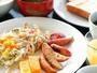 【朝食】海を眺めながら優雅な朝食をお楽しみ下さい。