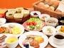 和洋朝食バイキングAM7:00-AM9:30