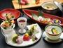 料理人が技を尽くした「五感で楽しむ」京会席をご堪能下さい