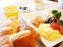朝食はパン派というお客様にもコーヒーなどの洋食メニューもございます♪