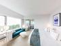 スタンダードルーム-シンプルでモダンな快適性に配慮した空間