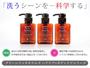 皮膚科医・美容師・アロマセラピスト等と提携しているマーガレット・ジョセフィンと共同開発した商品です。