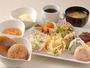 朝食無料サービス(写真はイメージです)
