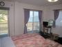 ベランダ&BT付 眺めの良い広々したハリウッドタイプのツインベッド