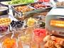 ≪フルーツ王国やまなし!果物も食べられる朝食バイキング≫